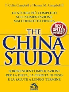 """Copertina """"The China study"""""""